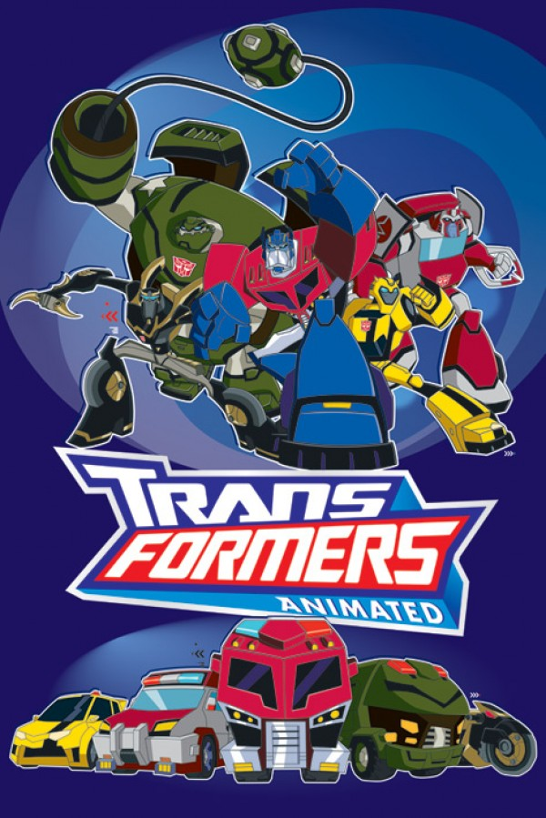 Transformers Animation Poster