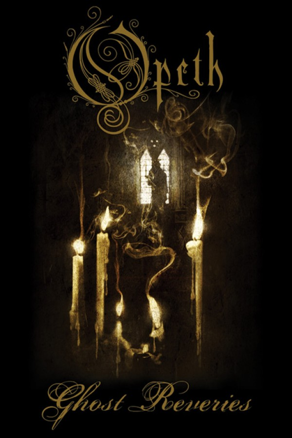 Opeth Ghost Reveries Poster