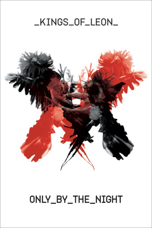 Kings Of Leon Only By The Night Poster