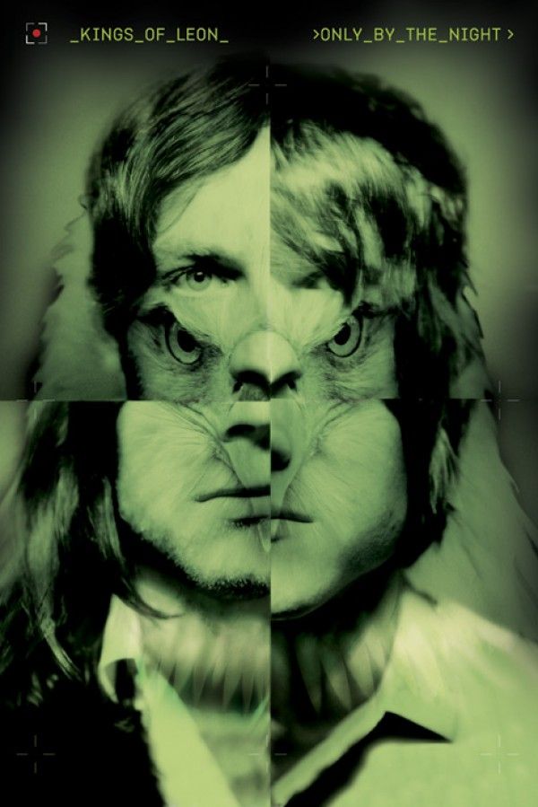 Kings Of Leon Only By The Night (Faces) Poster