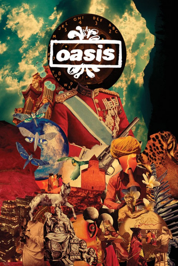 Oasis Dig Out Poster