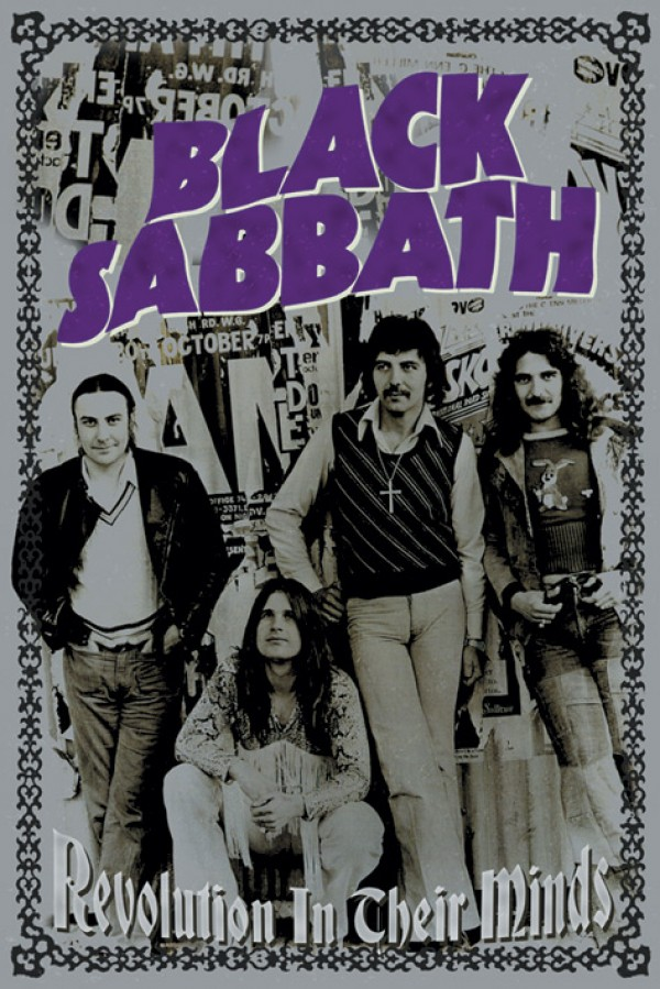 Black Sabbath Revolution Poster