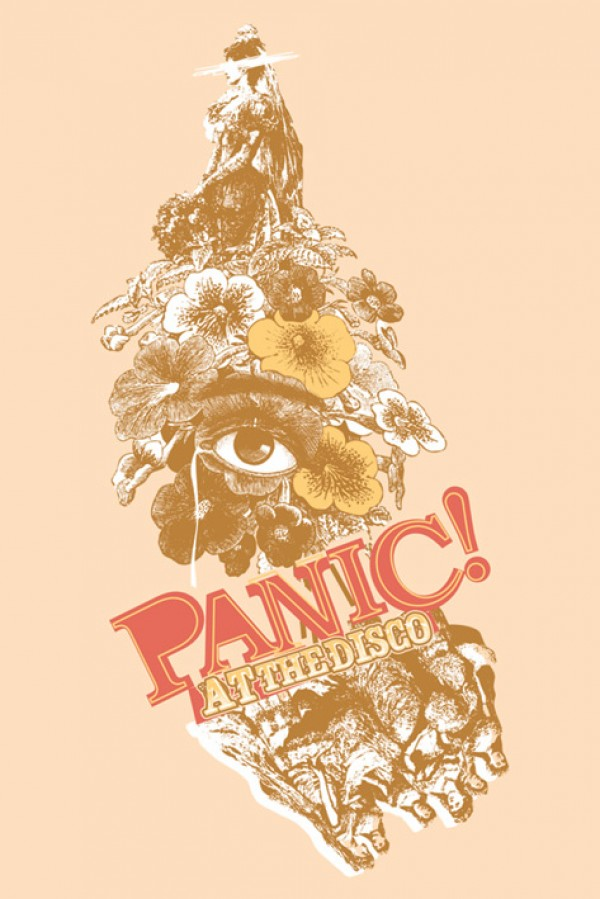Panic! At The Disco Cry Poster