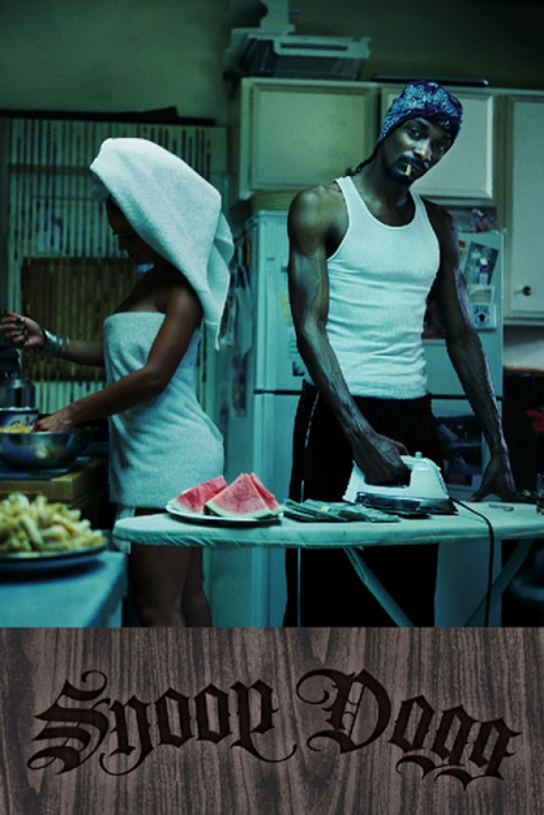 Snoop Dogg Posters Snoop Dogg Ironing Poster Pp30334