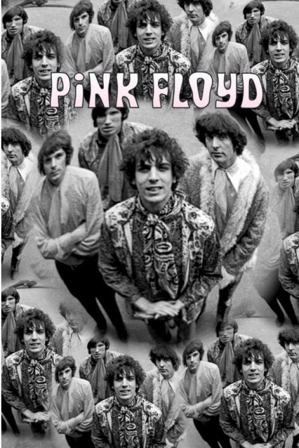Pink Floyd Piper Poster
