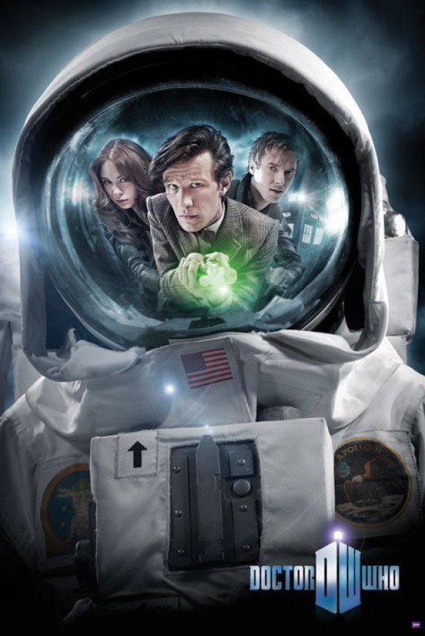 Doctor Who Impossible Astronaut Poster