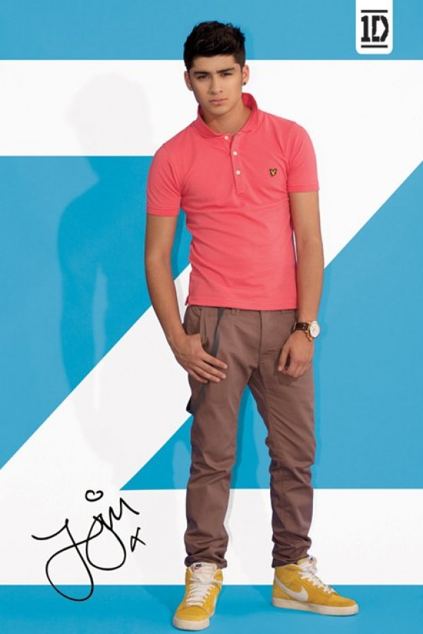 One Direction (Zayn) Poster