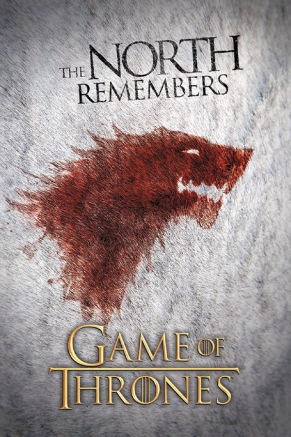 Game Of Thrones (North Remembers) Poster