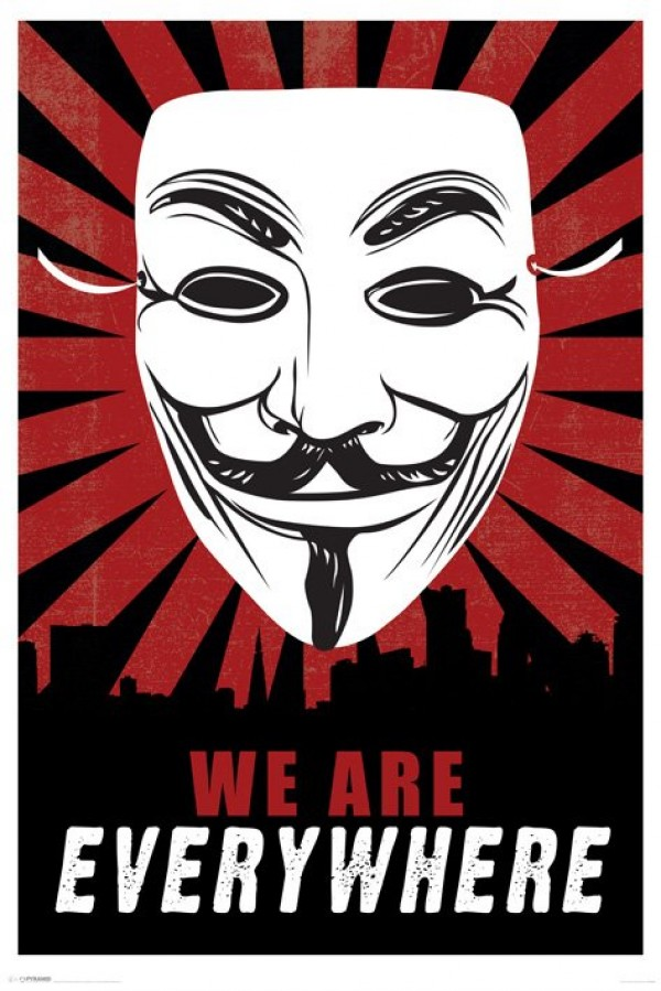 We Are Everywhere Poster