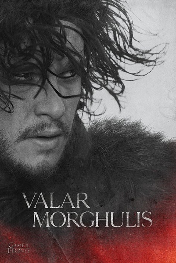 Game Of Thrones (Jon Snow) Poster