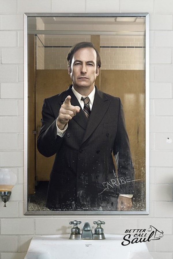 Better Call Saul Posters Better Call Saul Mirror Poster