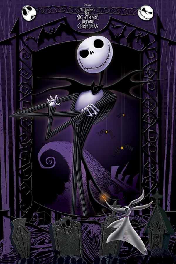 nightmare before christmas its jack poster - The Nightmare Before Christmas Poster