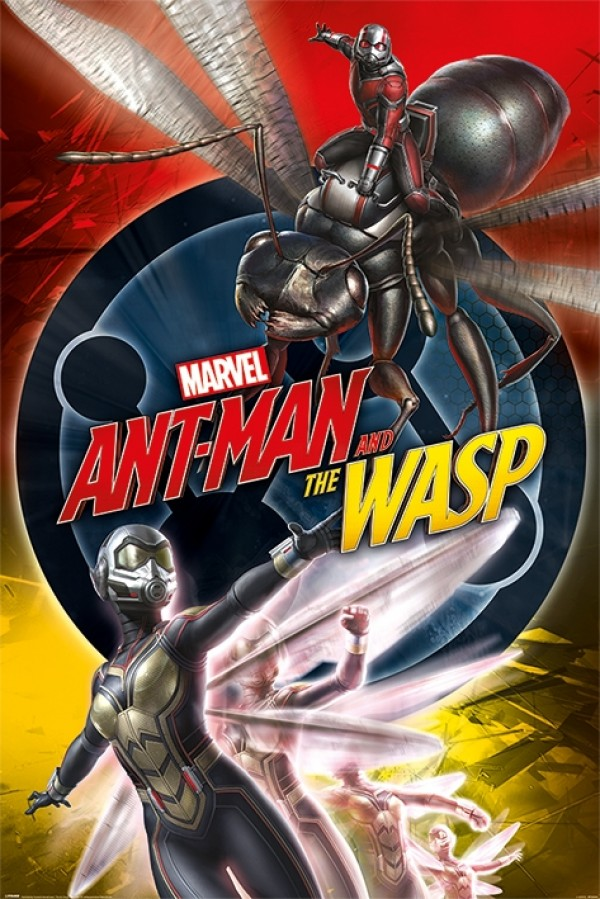 Marvel Posters Ant Man And The Wasp Unite Poster Pp34343 Panic