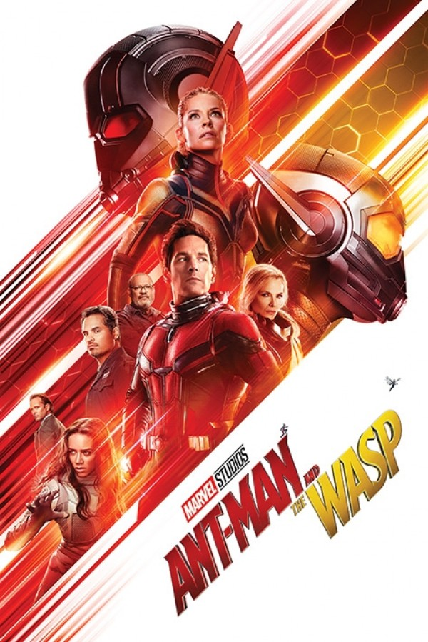 Ant-Man and The Wasp (Cinema) Poster