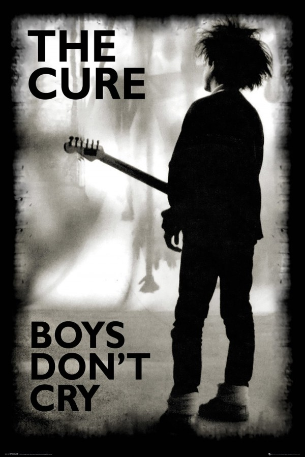 Cure (Boys Don't Cry) Poster