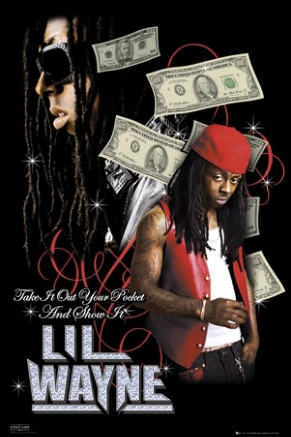 Lil Wayne Money Poster