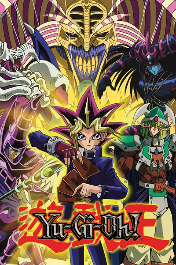 Yu-Gi-Oh! (Yugi and Monsters) Poster