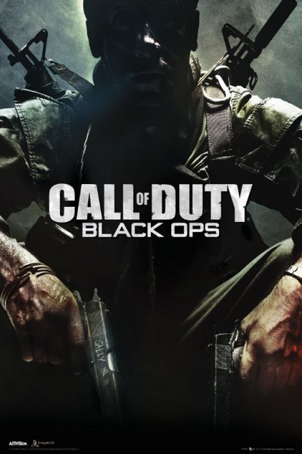 Call Of Duty Black Ops Poster (Cover)