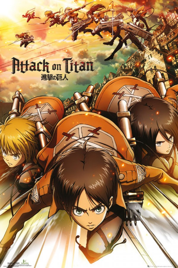 Attack On Titan (Attack) Poster