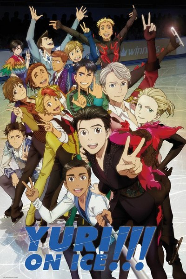 Yuri On Ice (Characters) Poster