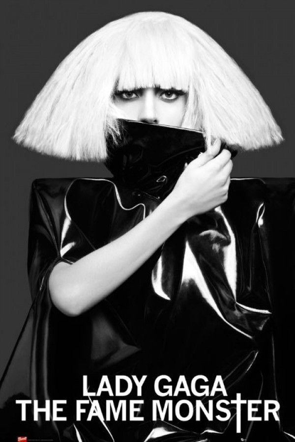 Lady Gaga Fame Monster Poster (Cover)