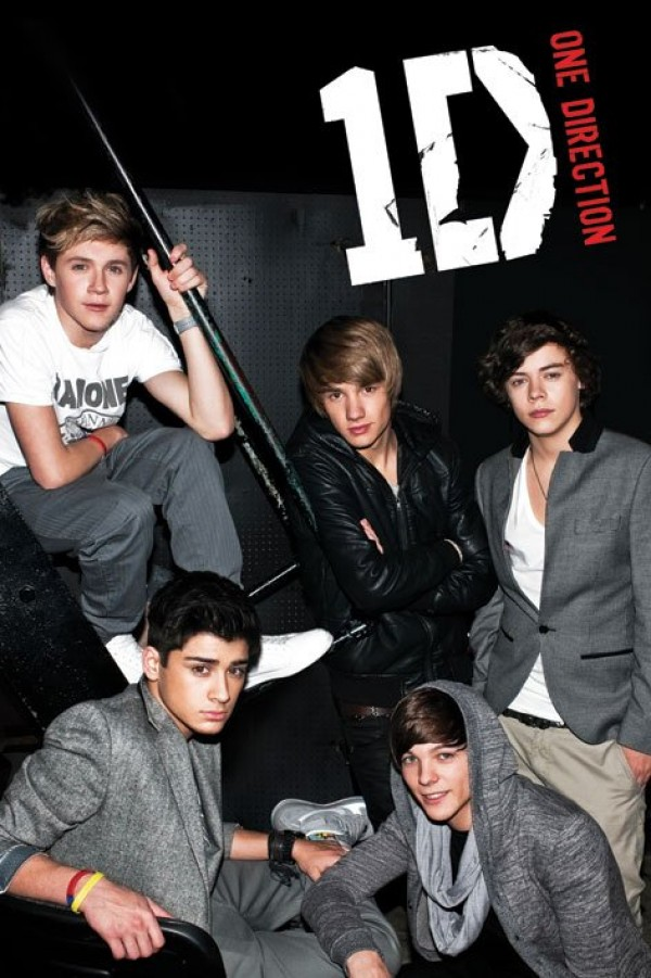One Direction (Stairs) Poster