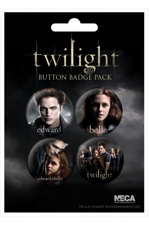Twilight Badge Pack