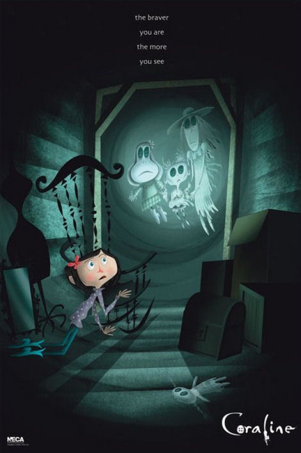 Coraline Posters Coraline Ghosts Poster Pp31817 Panic Posters