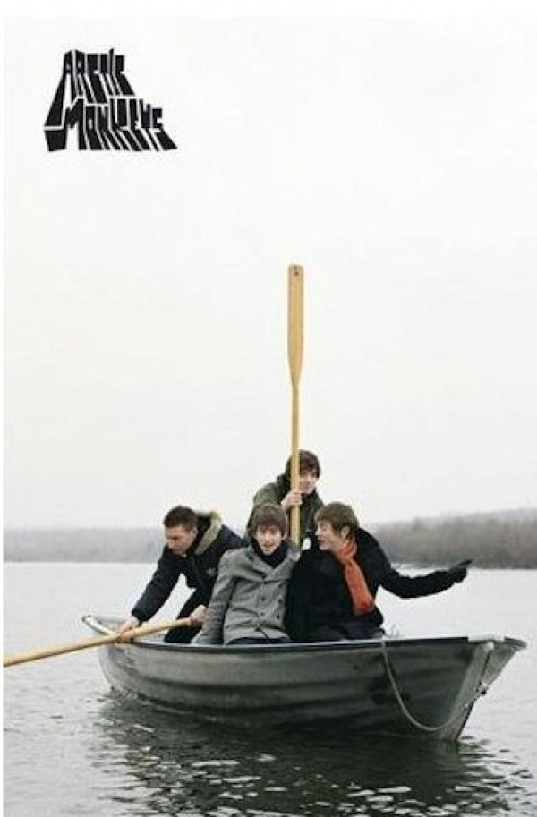Arctic Monkeys Boat Poster