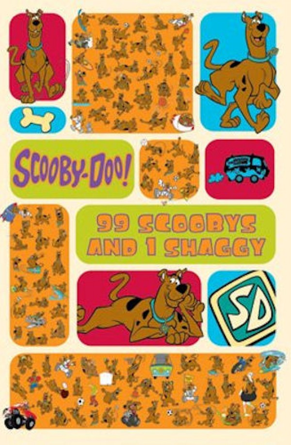 Scooby-Doo 99 Scoobys Poster