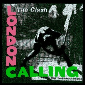 Clash London Calling Patch