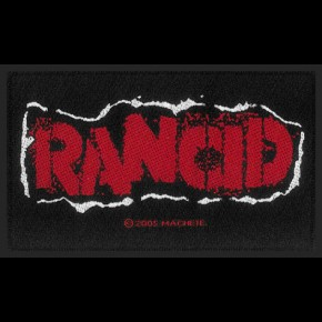 Rancid Logo Patch