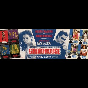 Grindhouse Door Poster