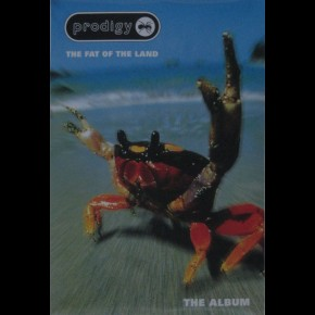 Prodigy Fat Of The Land Poster