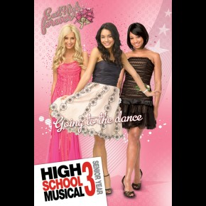 High School Musical 3 Girls Poster