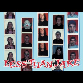 Less Than Jake Poster