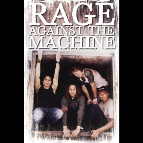 Rage Against The Machine Group Poster