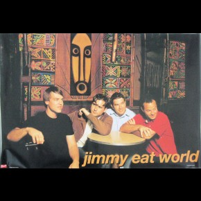 Jimmy Eat World Poster