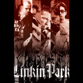 Linkin Park Montage Poster