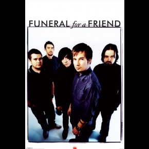 Funeral For A Friend (Above) Poster