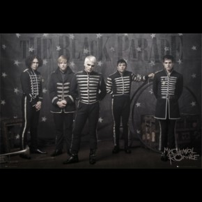 My Chemical Romance Black Parade Poster