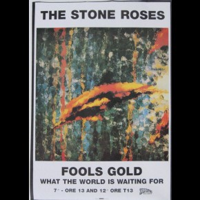 Stone Roses Fool's Gold Poster