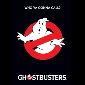 Ghostbusters Logo (Call) Poster