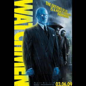 Watchmen Dr Manhattan Poster