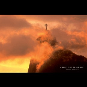 Rio Christ The Redeemer Poster