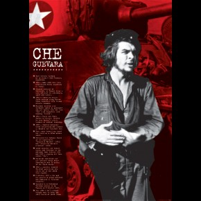 Che Guevara Facts Poster