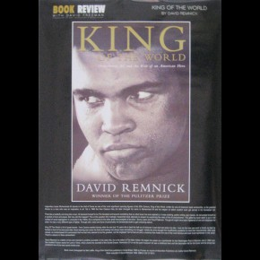 Muhammad Ali Book Review Poster