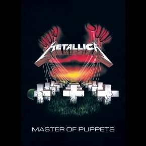 Metallica Master Of Puppets Poster