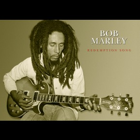 Bob Marley Redemption Song Poster
