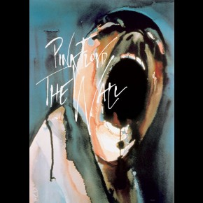 Pink Floyd The Wall Scream Poster